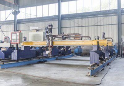 中國佳鑫1300 * 2500mm沃金區等離子切割機金屬切割機等離子專用液晶面板控制系統