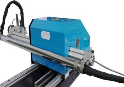 龍門式數控等離子切割機,鋼板切割鑽床出廠價
