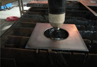 工廠供應2000 * 3000mm 2030 cnc等離子切割機用於管道