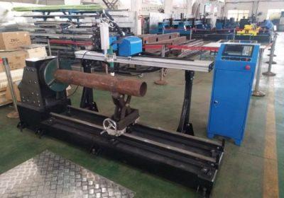 新產品便攜式cnc等離子不銹鋼管切割機