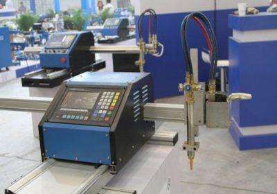 金屬板和金屬管數控切割機,同時具有等離子切割和氧燃料割炬